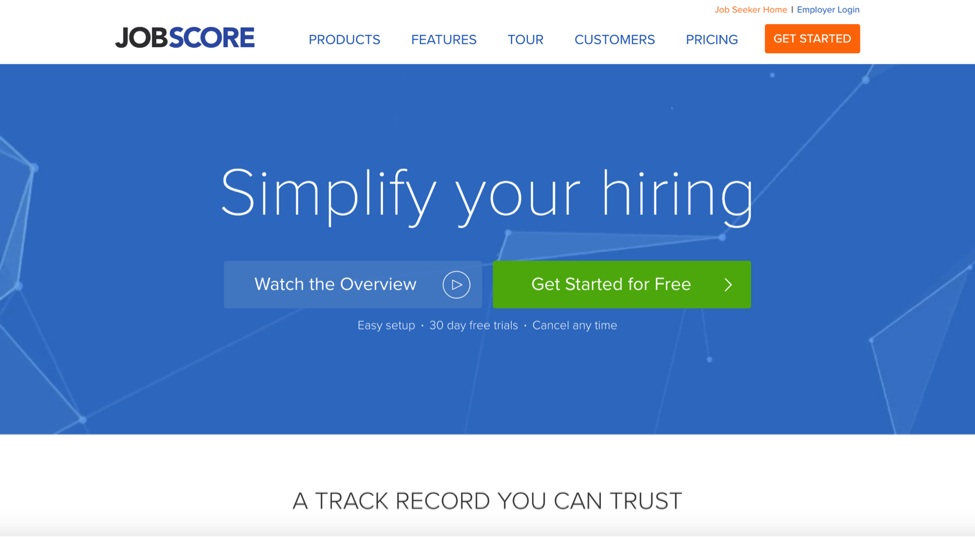 applicant tracking software free download