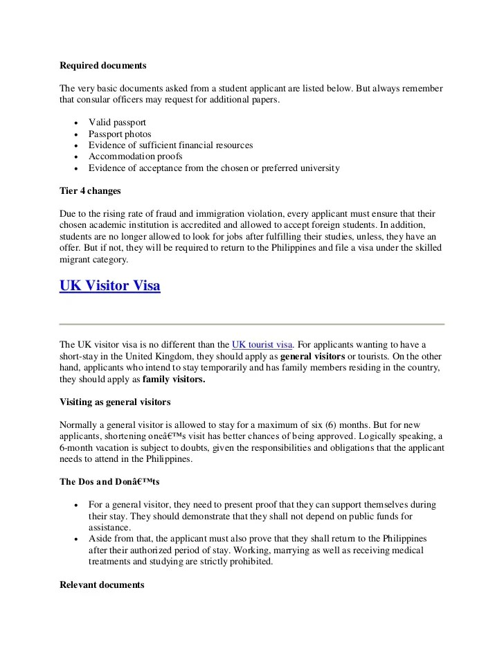 cover letter for immigrant visa application