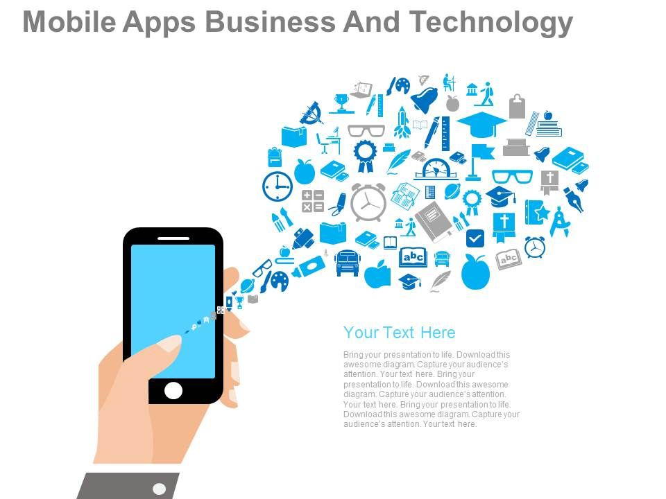 technological applications used in a business organisation