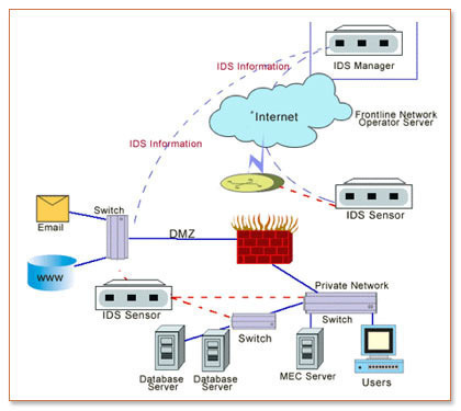 application based intrusion detection system
