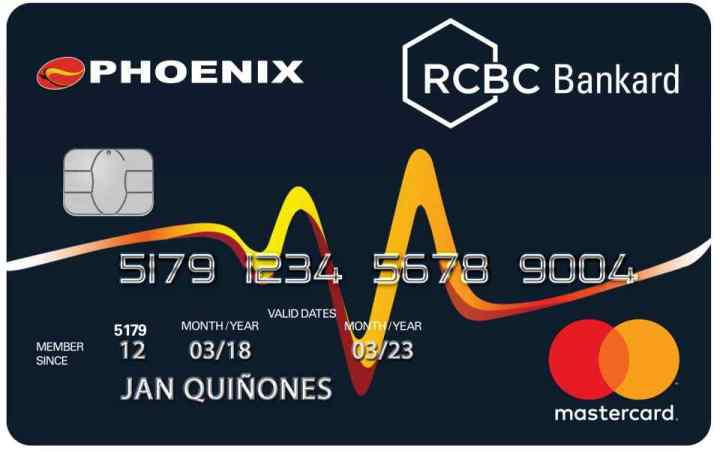 rcbc credit card online application philippines
