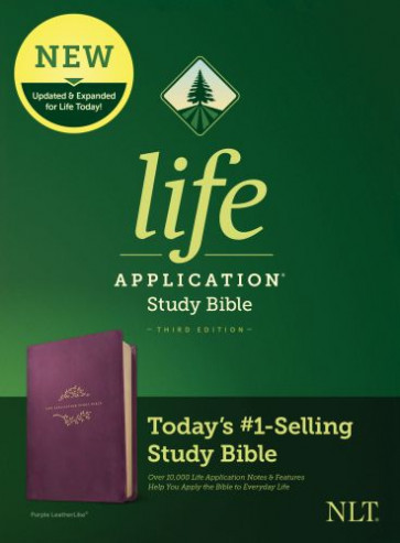 tyndale life application study bible app