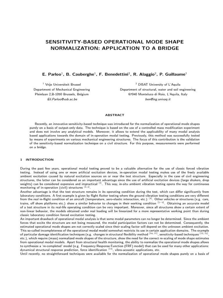 applications of eigenvalues and eigenvectors in civil engineering