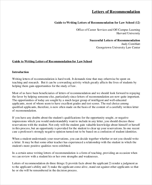 law school application cover letter