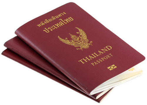 thailand tourist visa online application form