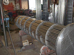 types of heat exchangers and their applications