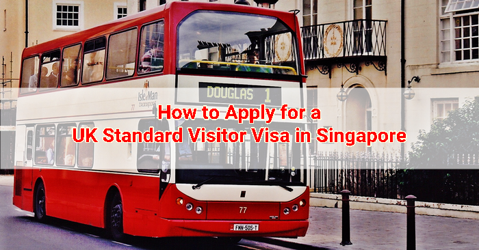 visa application to uk from singapore