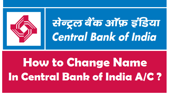 application for change of name in bank