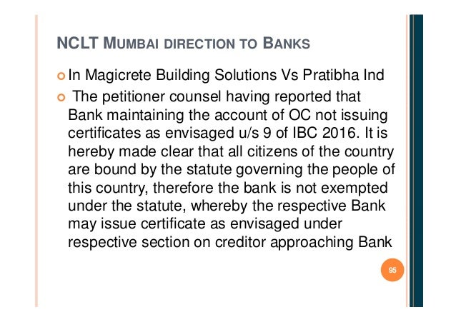 application for issue of a bankruptcy notice
