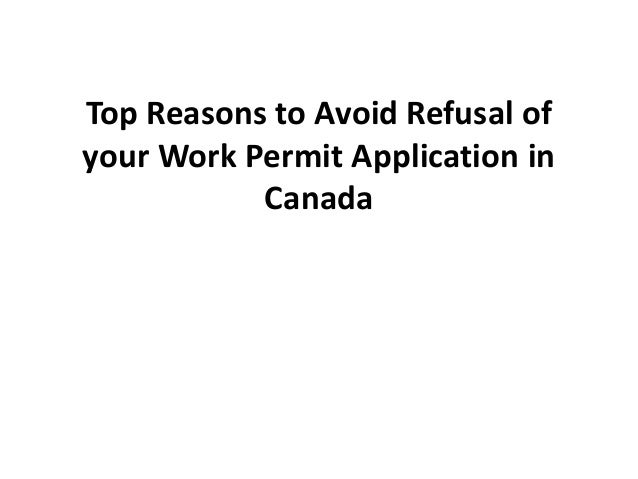 application for work permit inside canada