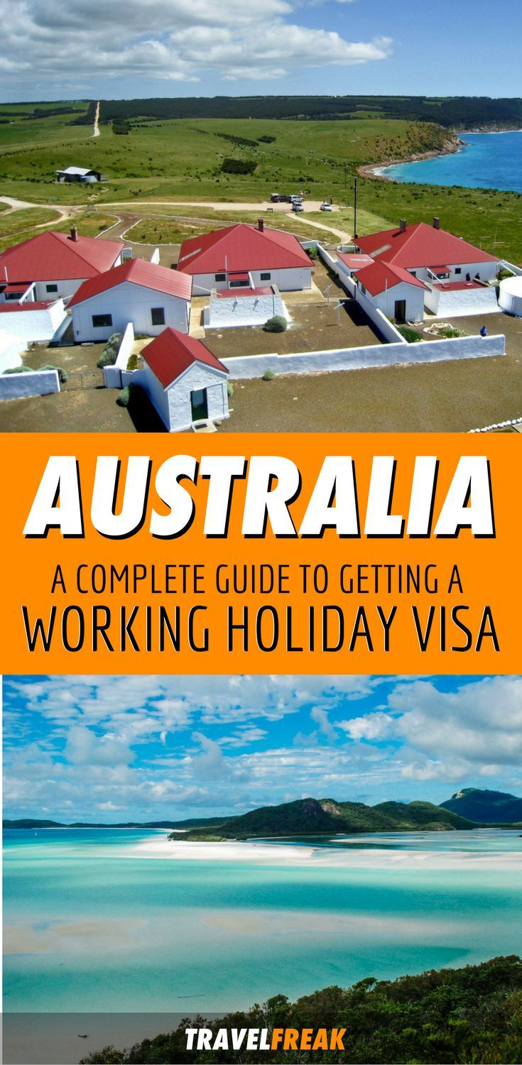 application form working holiday visa australia