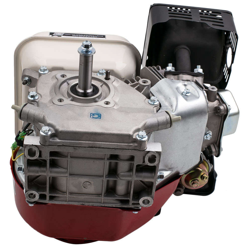 application of 4 stroke petrol engine