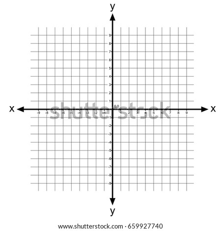 application of cartesian coordinate system