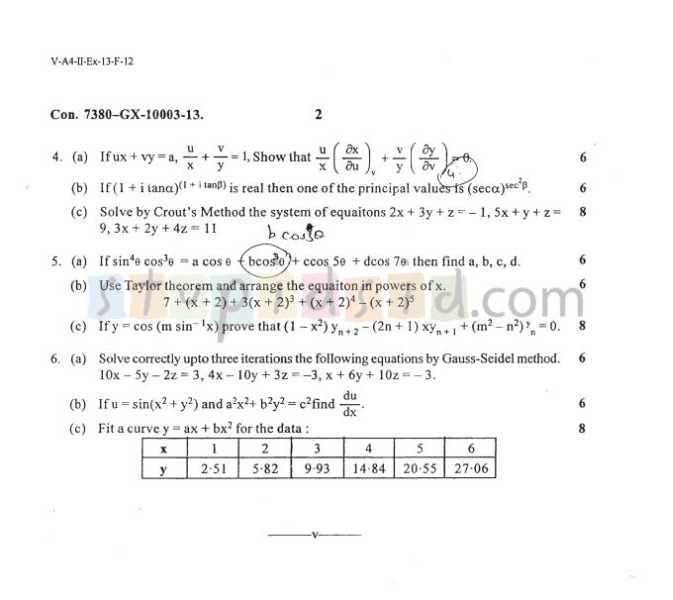 application of complex numbers in mechanical engineering