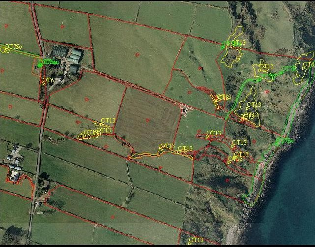 application of gis in precision agriculture