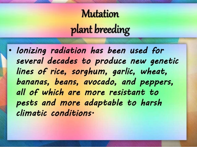 application of radioactivity in agriculture