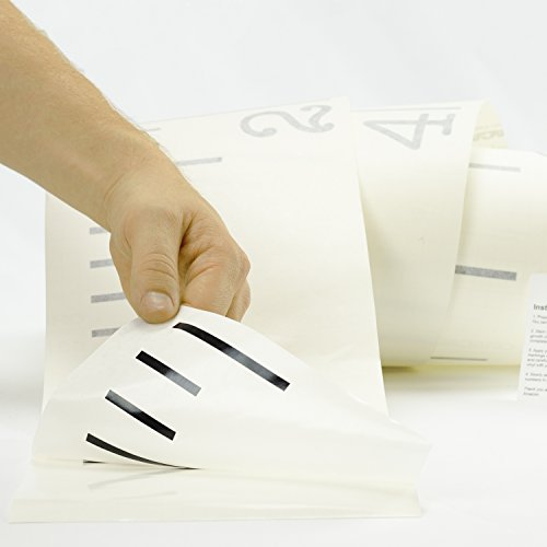 application tape for vinyl stickers