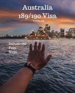 australian immigration visa application form