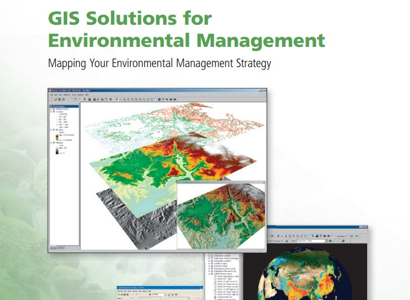 application of gis in environmental management