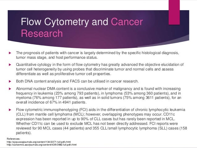 flow cytometry principles and applications