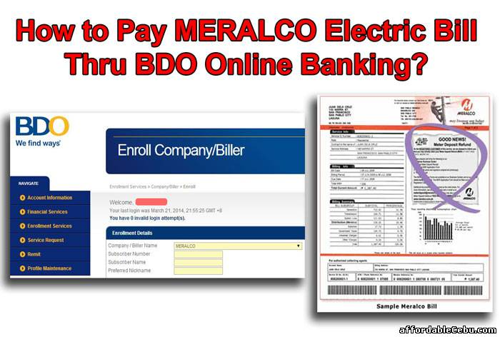 banco de oro online banking application