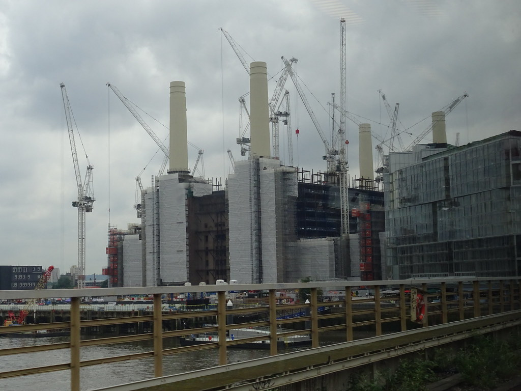 battersea power station planning application