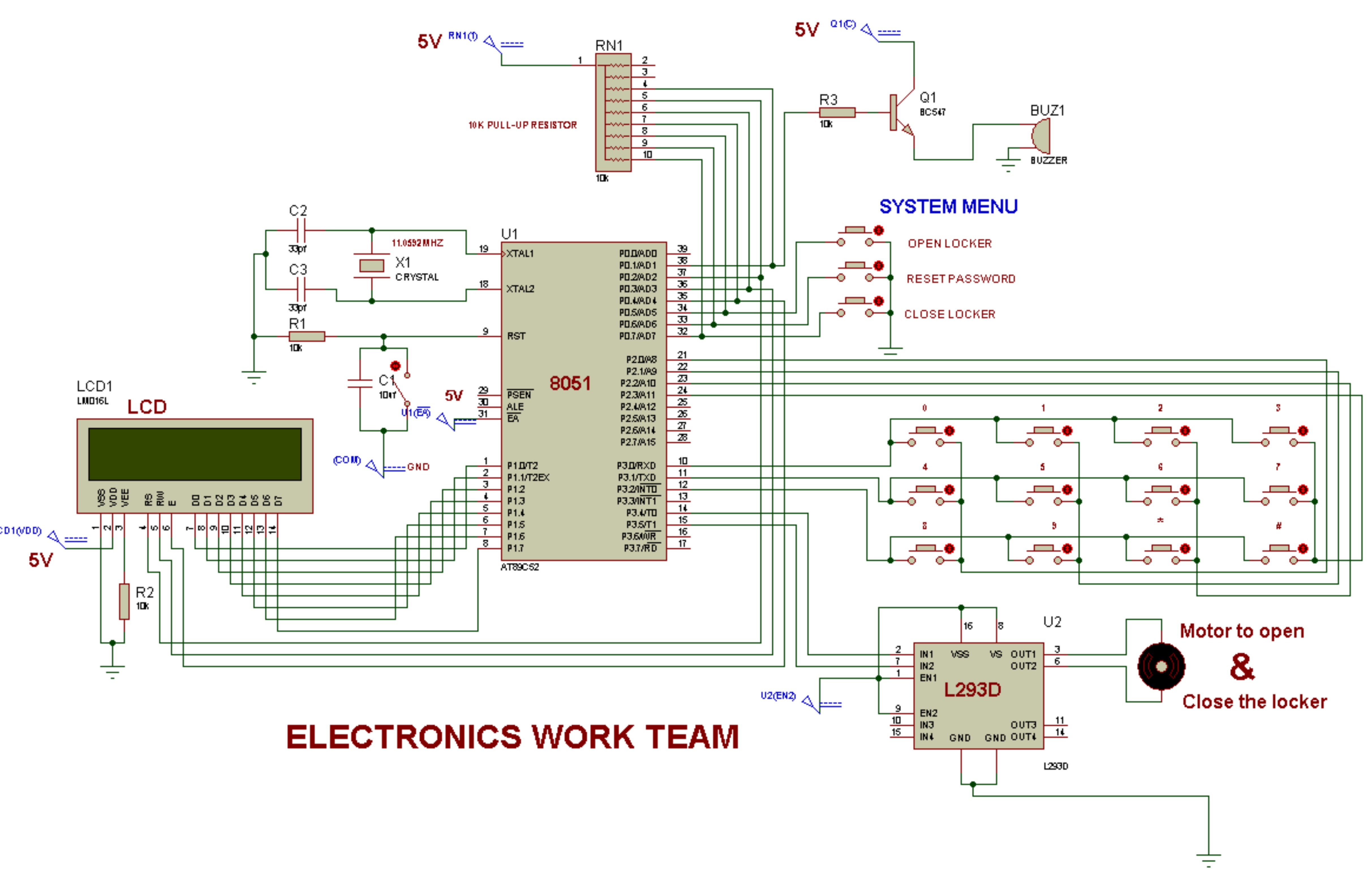 real time applications of combinational circuits