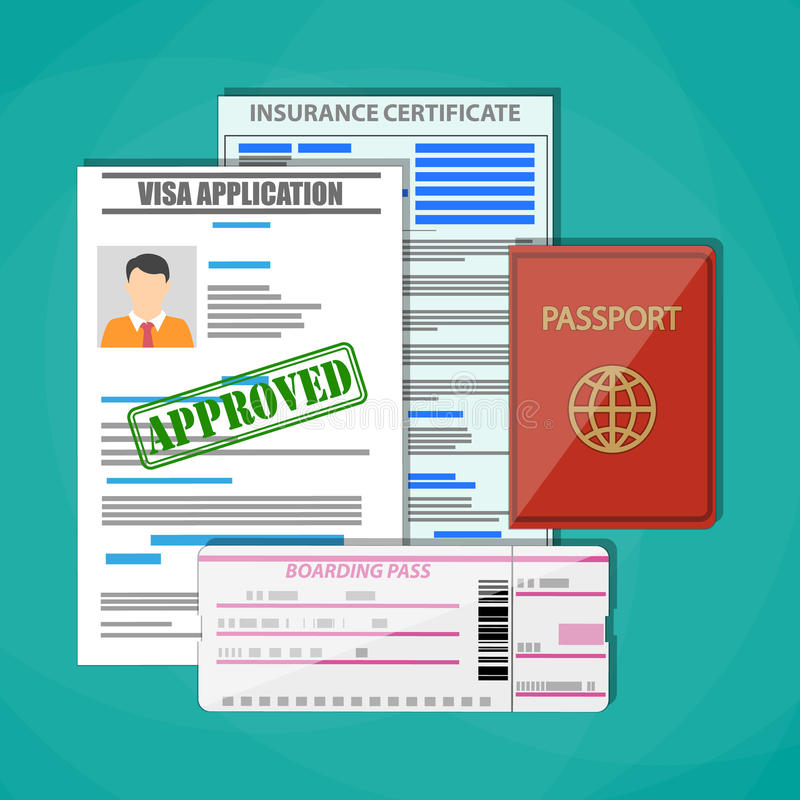 travel document application processing time