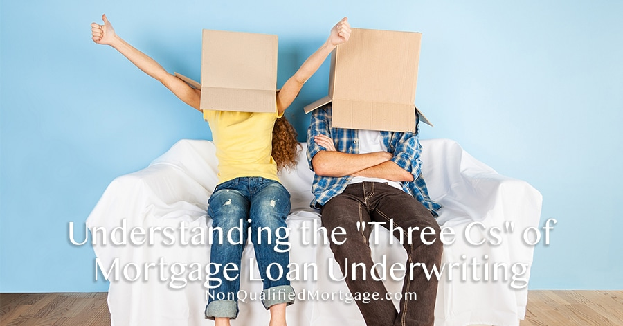 mortgage application gone to underwriters