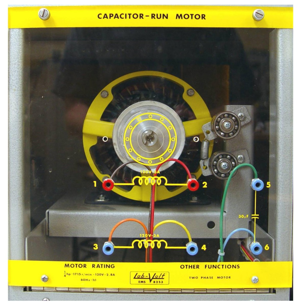 capacitor start induction motor applications