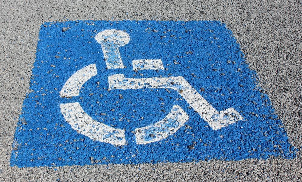 application for temporary handicap parking permit