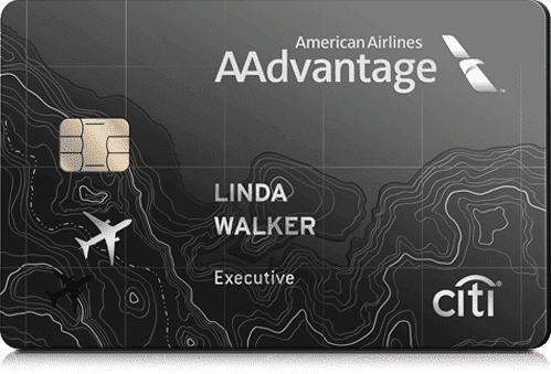 citi american airlines credit card application status