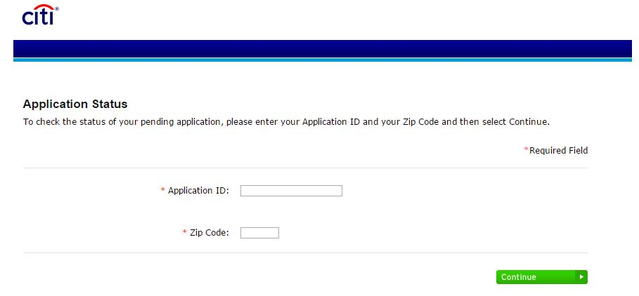 citibank australia credit card application