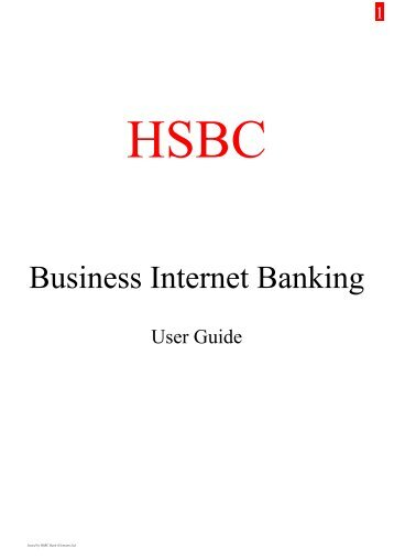 gcb internet banking application form