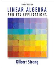 linear algebra and its applications 5th edition study guide pdf