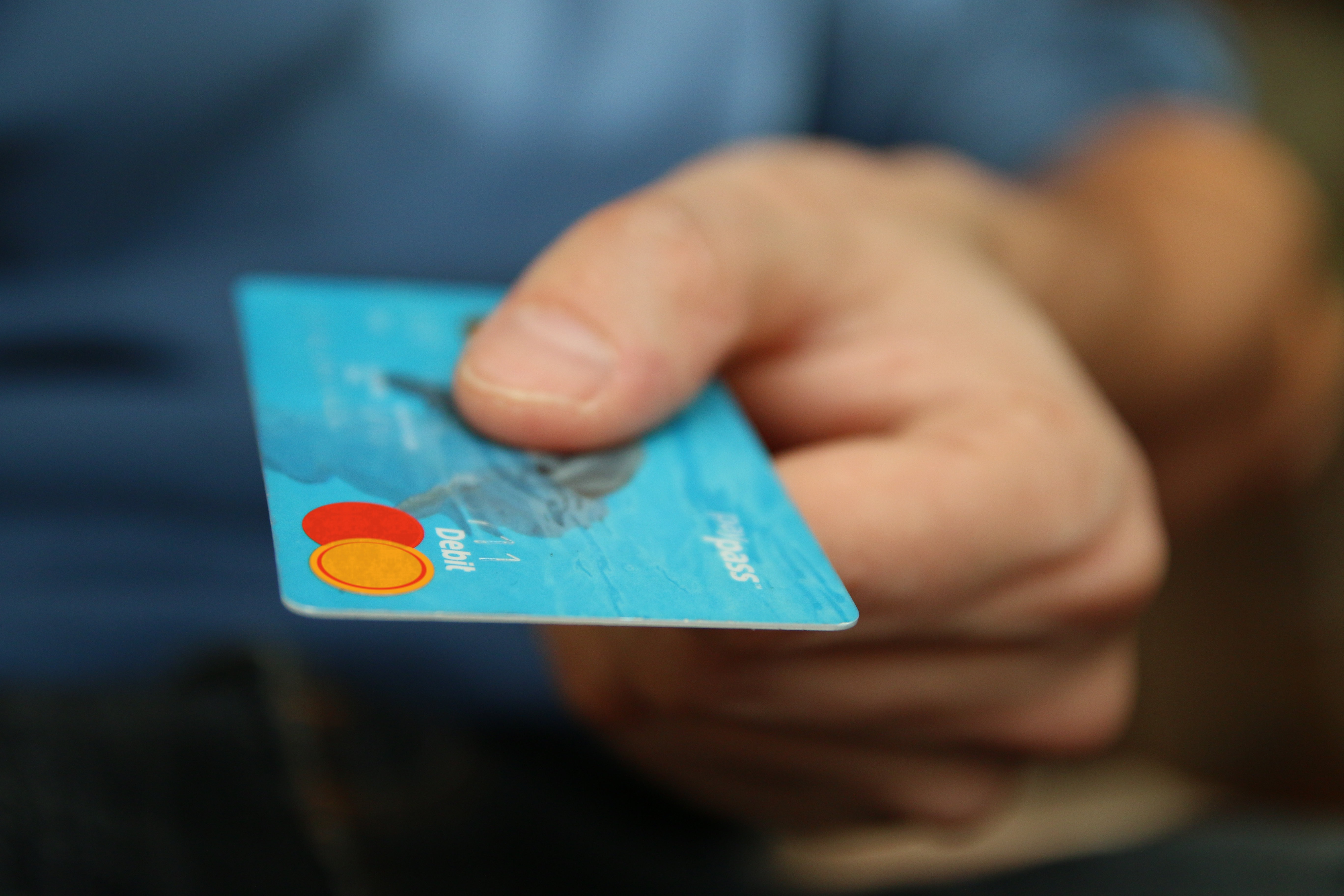 commercial bank credit card application