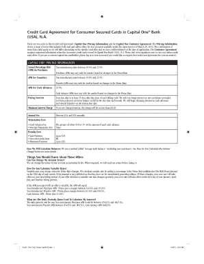 customer credit application form and agreement