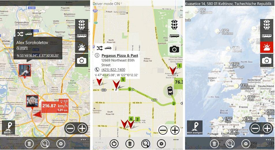 google map application free download
