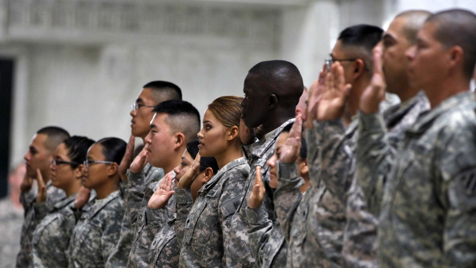 us army application for foreigners