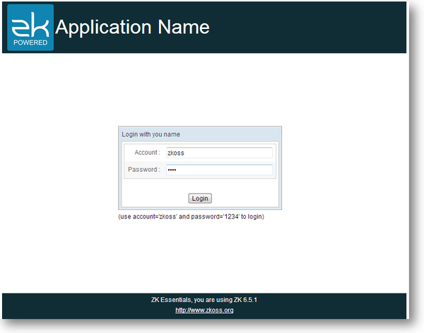 example of web based application and its function