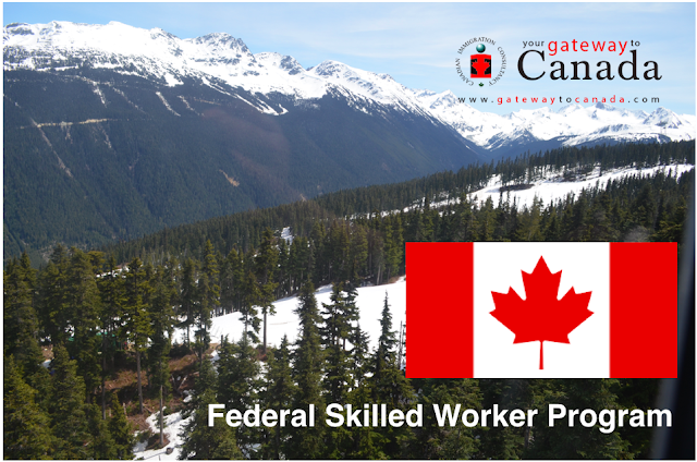 federal skilled worker application form