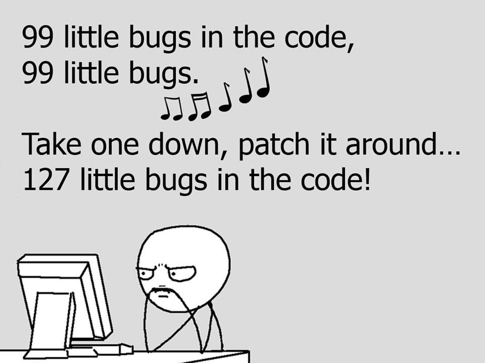 finding bugs in web applications