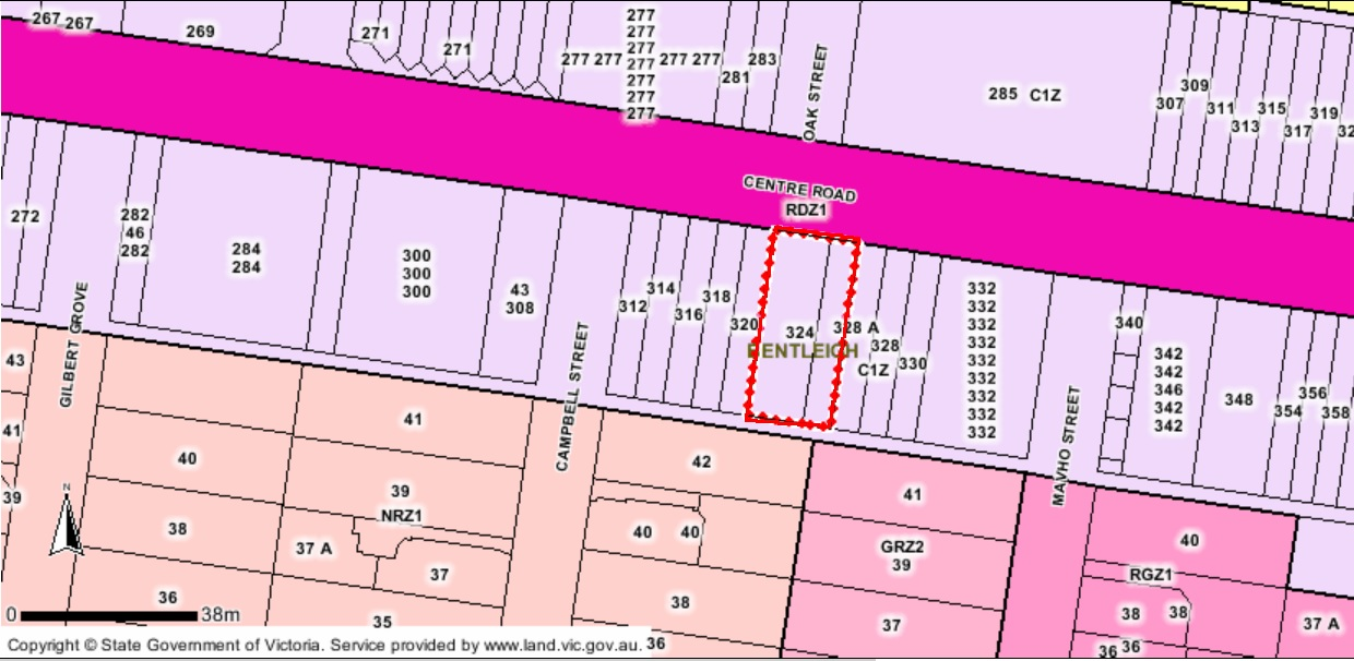 glen eira council planning applications