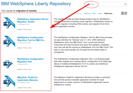 how does websphere application server work