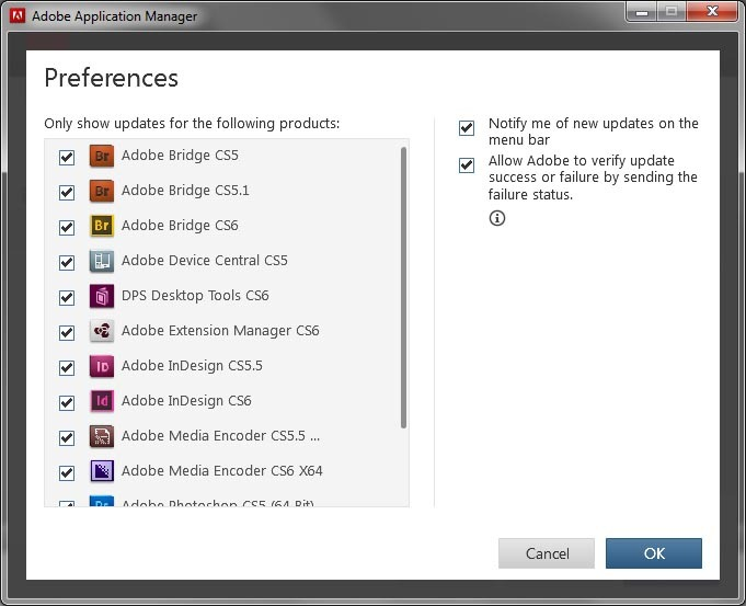 how to download adobe application manager