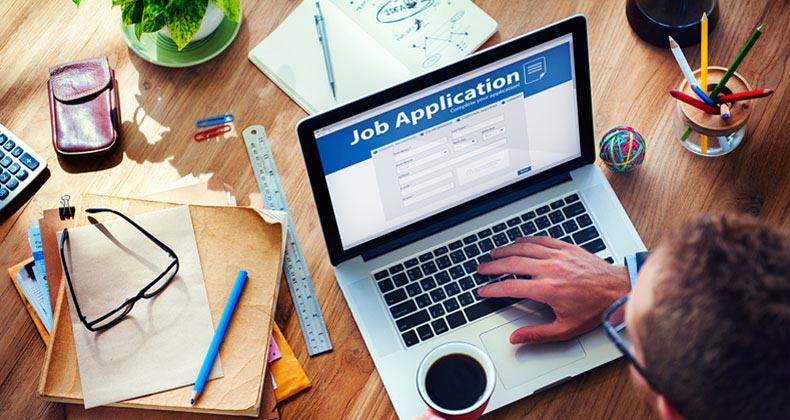 how to make job application stand out