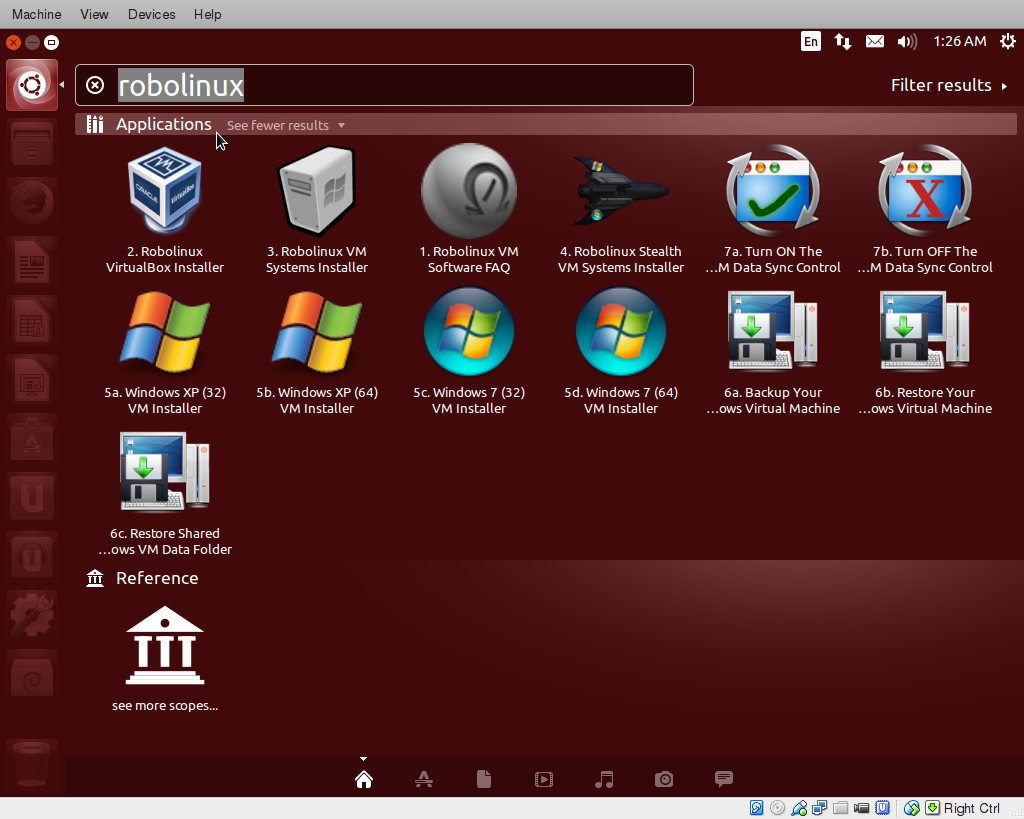 how to run windows application in ubuntu