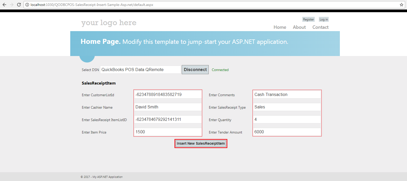 how to use log4net in c# web application