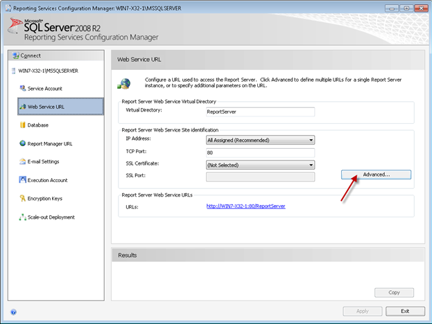 how to use ssrs report in asp net application