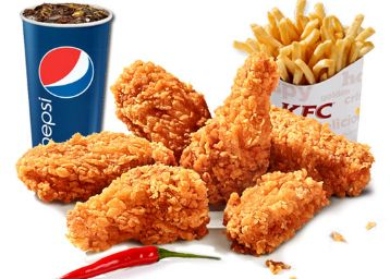 kentucky fried chicken application online